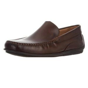 ECCO Men's Leather Classic Moccasin Loafer Slip On